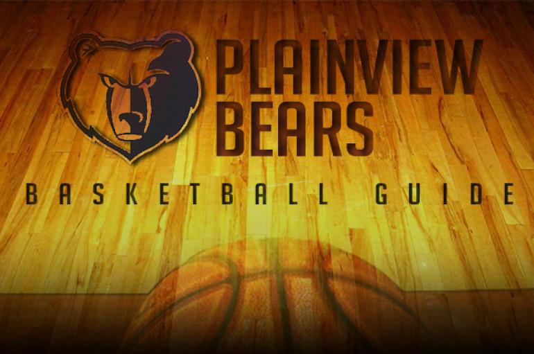 Plainview Bears Basketball Guide
