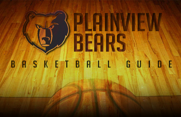 Plainview Bears Basketball Guide