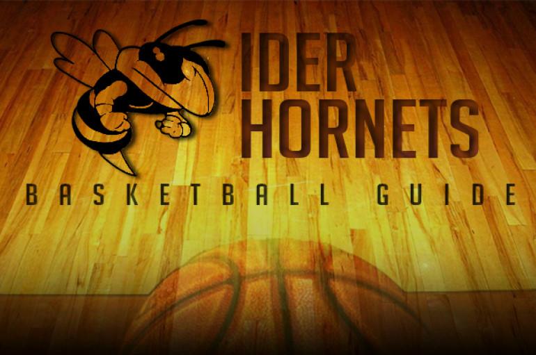 Ider Hornets Basketball Guide