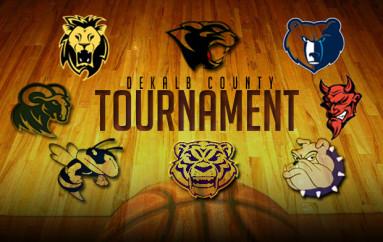 DeKalb County Tournament Brackets