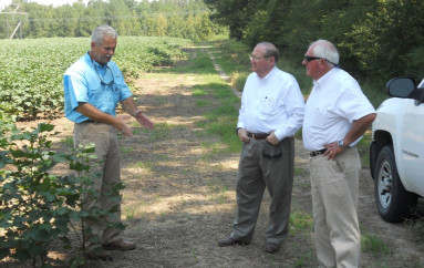 Commissioner of Agriculture to Hold Open Forum at Ag Center