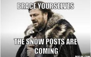 10 Things You WILL See on Facebook During the Snowstorm