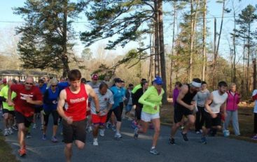 The 5th Annual First State Bank 5k