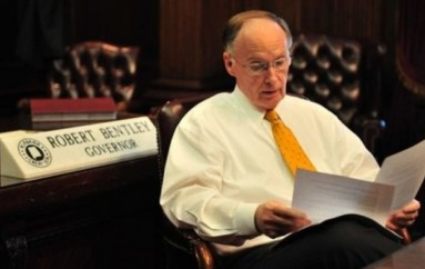 PRESS RELEASE: Governor Bentley Announces Education Trust Fund Decision