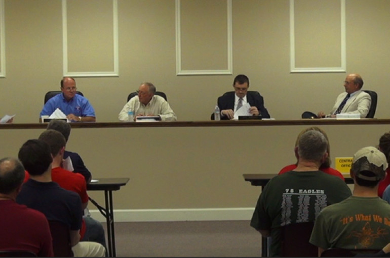 BOE to Evaluate Superintendent