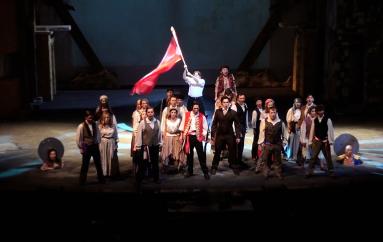 Les Misérables: Behind the Barricade at NACC