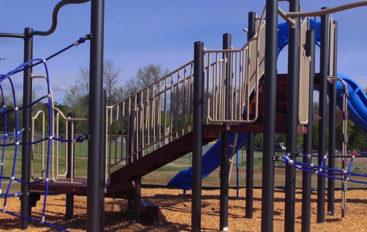 Donnie Chandler Park Dedication