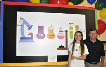 Fort Payne Student to Represent Alabama at Google HQ