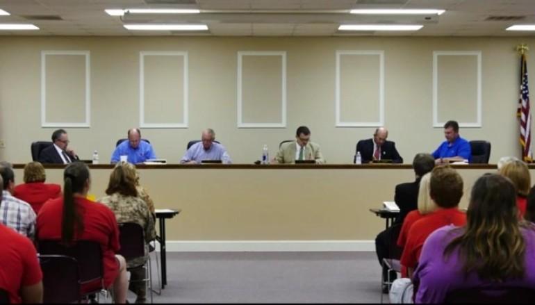 Board Asks for Thrash Vote