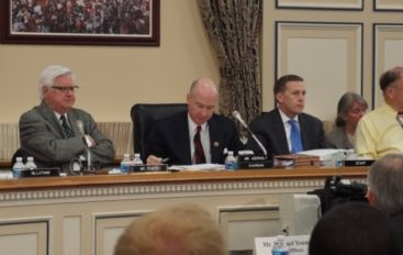 Aderholt Addresses House Vote to Arm Syria