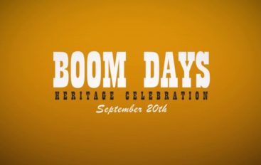 Boom Days Around the Corner