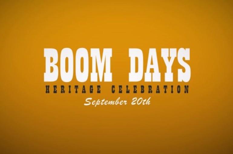 Boom Days Lineup
