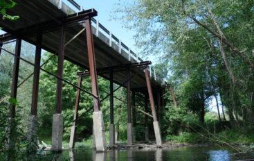Chavies Bridge Project Getting Close