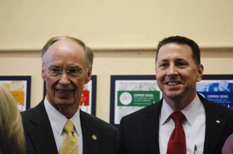 Governor Bentley Announces $70 Million Repayment to Rainy Day Fund