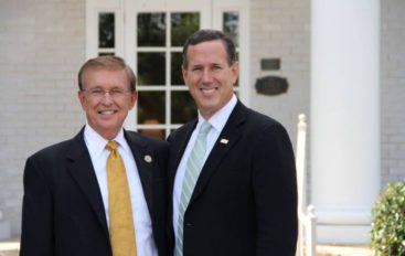 Alabama GOP Chairman at Odds with State Executive Committee