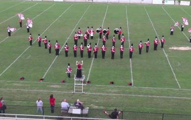 Fyffe High School Marching Band Exhibition