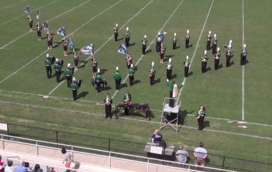 Sylvania High School Marching Band Exhibition