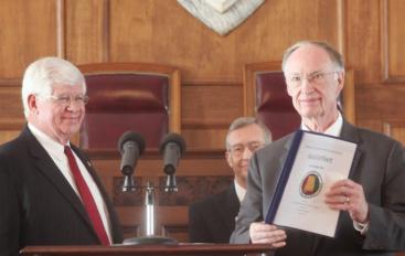 Governor Bentley Releases Alabama Veterans Network Longrange Plan