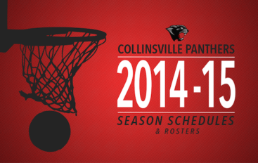 Collinsville Panthers Basketball 2014-2015