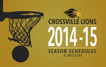 Crossville Lions Basketball 2014-2015
