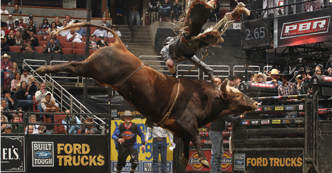 The Largest PBR Event Ever Held in Northeast Alabama Will Come to Rainsville