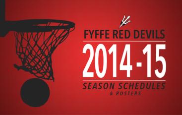 Fyffe Red Devils Basketball 2014-2015