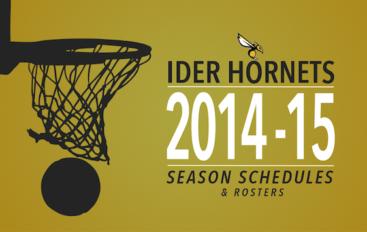 Ider Hornets Basketball 2014-2015