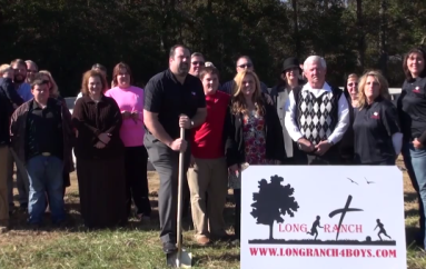Long Ranch 4 Boys Officially Breaks Ground