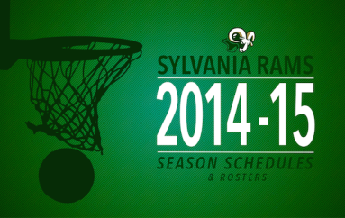 Sylvania Rams Basketball 2014-2015