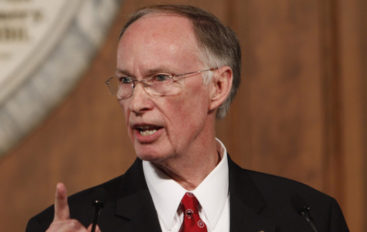 Governor Bentley Elected Chairman of Interstate Mining Compact Commission
