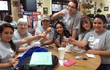 Students Complete SkillsUSA's Local Officer Training