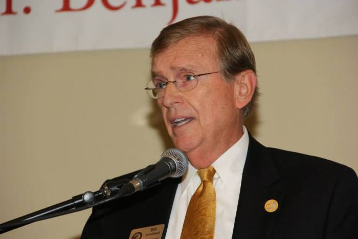 ALGOP Chairman Will Not Seek a Third Term