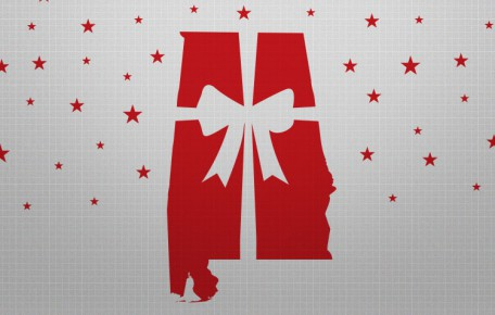 Alabama Ranked 5th in Christmas Spirit