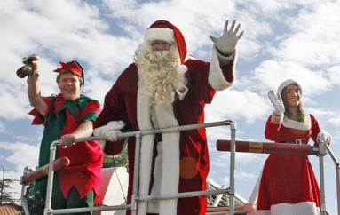 DeKalb County Christmas Parade Schedule