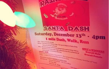 Rainsville Santa Dash Just Around the Corner