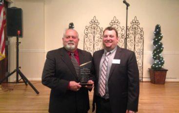 Rainsville Chamber of Commerce Honors Rodger Lingerfelt