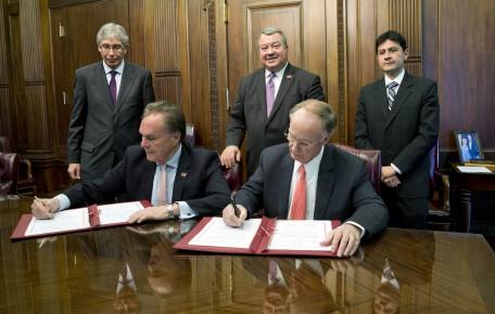 Alabama, Peru Strengthen Economic Ties with Agreement
