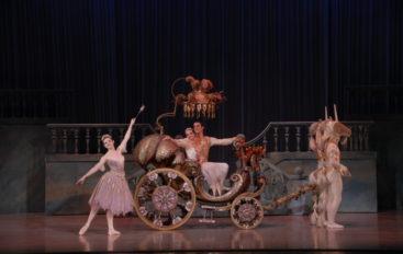 "Alabama Ballet to Perform ""Cinderella"" at NACC"