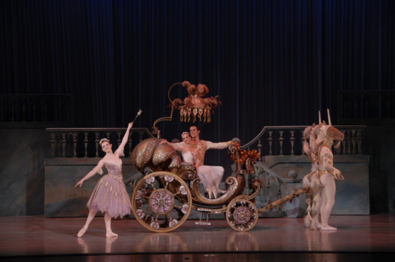 "Alabama Ballet to Perform ""Cinderella"" at NACC"