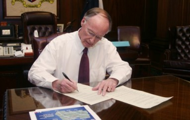 Governor Bentley Declares State of Emergency in Preparation for Winter Weather