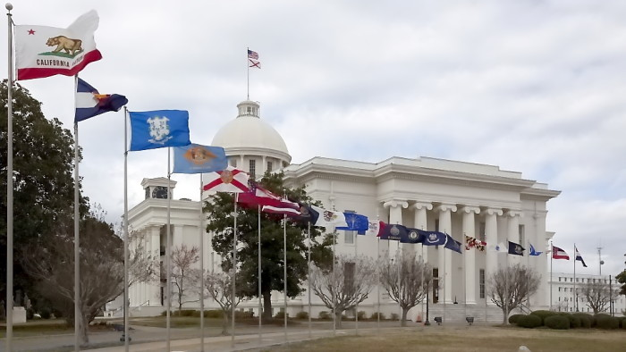 Alabama Senate was all business on Tuesday