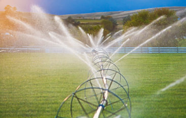 Grant Will Fund ALFA Irrigation Initiative
