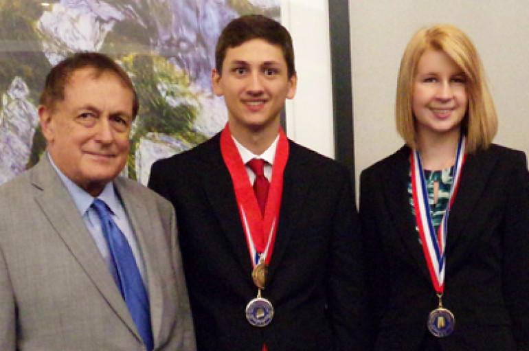 All-USA/Alabama Academic Team Competition Winners Announced