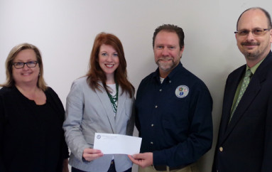 DeKalb Ambulance Service Establishes Scholarship to NACC