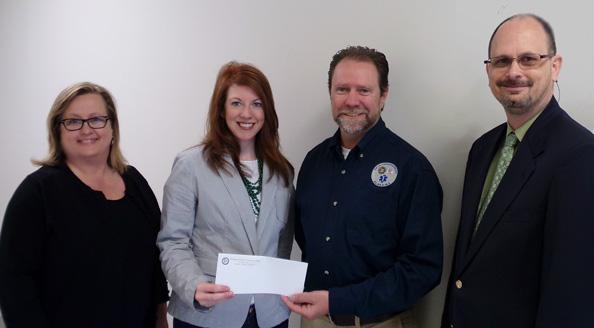 DeKalb Ambulance Service Establishes Scholarship to NACC