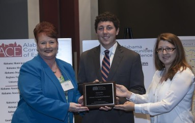"Rainsville Becomes an ""Alabama Communities of Excellence"""
