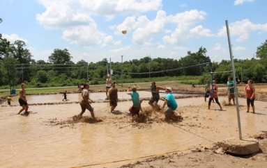 RTI Hosts 3rd Annual Volleyball Tournament