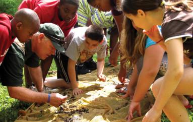 "DeSoto State Park to host ""Creek Kids"" Watershed Workshop"