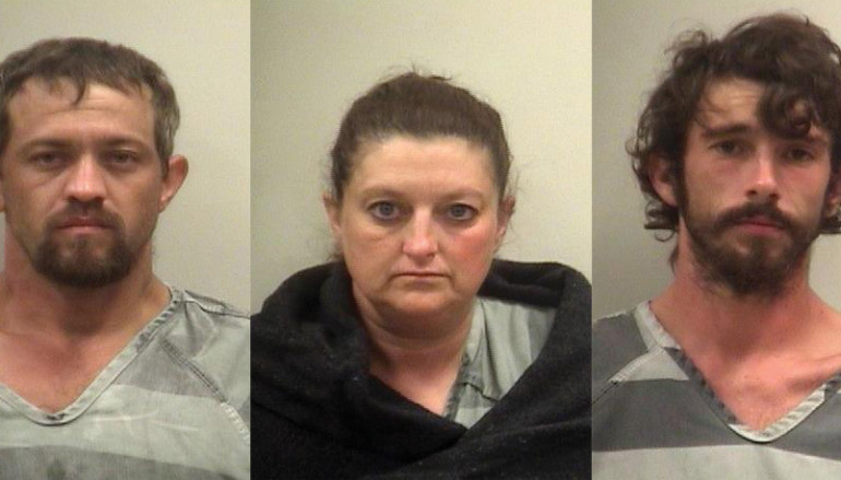 Local tips lead to three arrests
