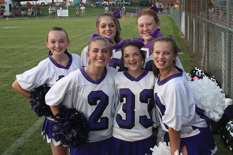 Collinsville hosts Junior High Jamboree Monday night